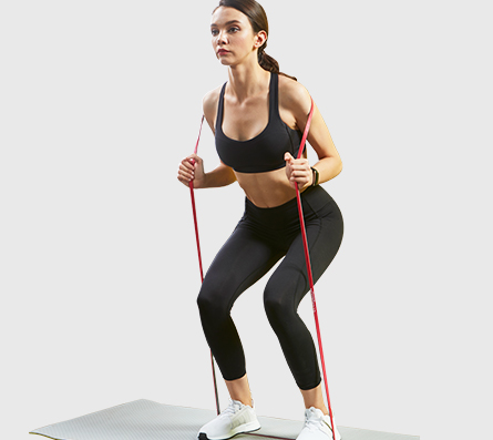 Wonder Core Pull Up Band