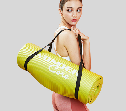 Wonder Core NBR Yoga Mat