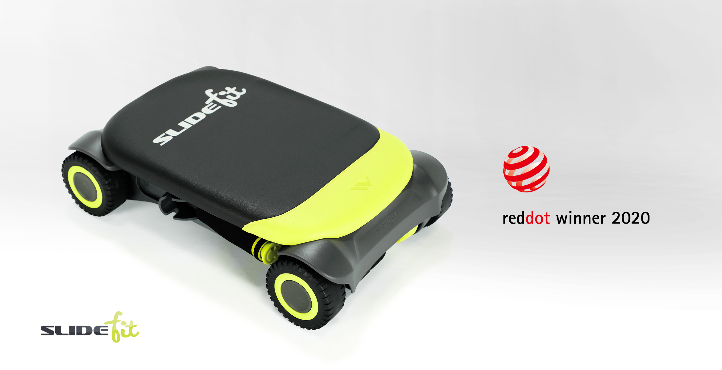 Wonder Core Slide Fit- The Red Dot Design Award Winner For 2 Consecutive Years