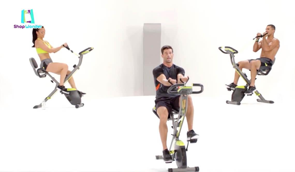 Wonder Core Cycle- Advanced Workout