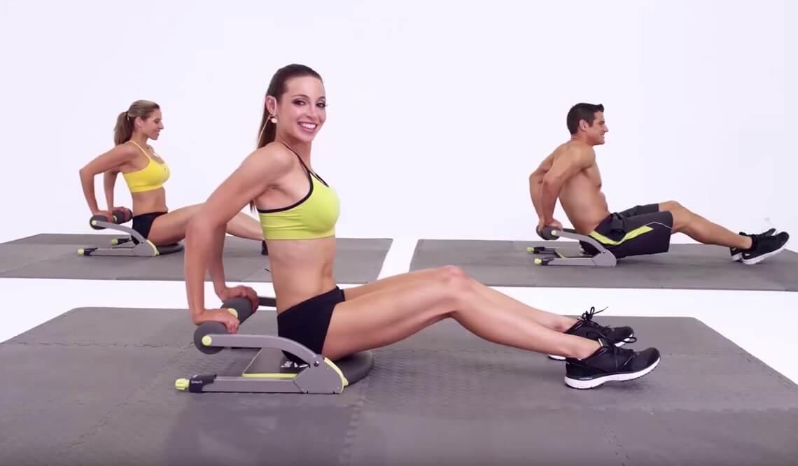 Wonder Core Smart- Basic Workout