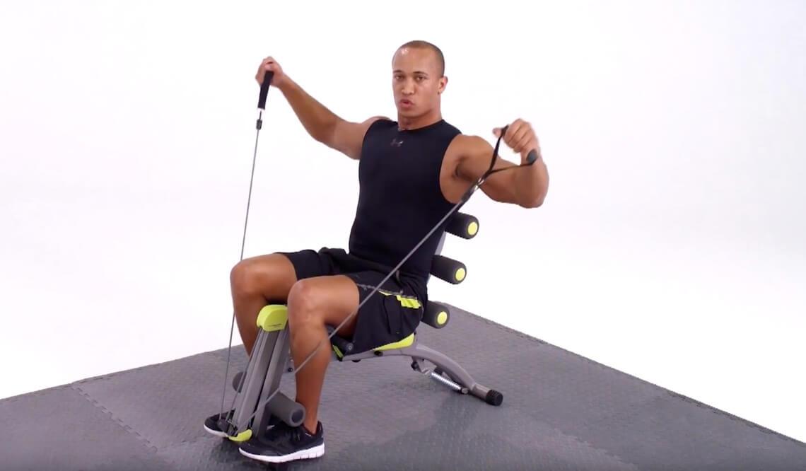全身肌肉锻炼
