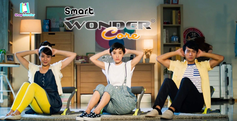 Wonder Core 年度代言人 – 郭采洁
